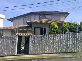 Elegante casa, 4 habitaciones, EL Condado