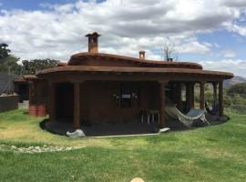 Hermosa casa ecológica, diseño exclusivo