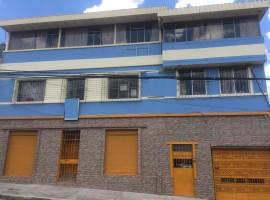 Edificio 3-4 pisos en la Magdalena