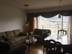 Hermosa vista desde: Departamento 3 dormitorios, balcón, 2 parqueos, secado